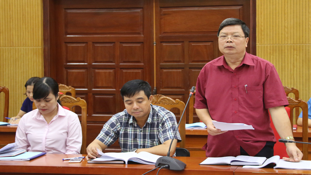 Bắc Giang; Ban Chỉ đạo 35 ; đấu tranh; phản bác