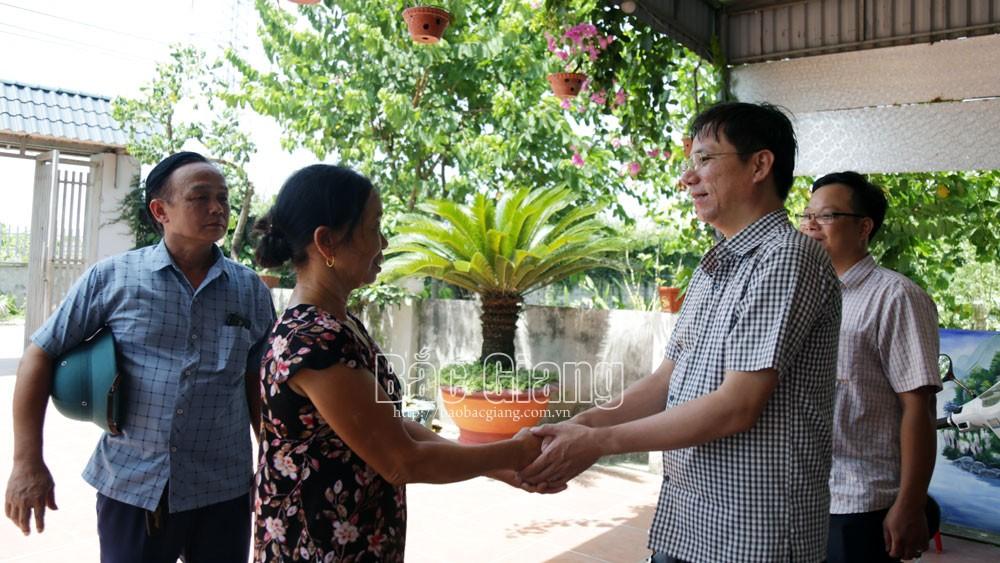 Bắc Giang: Luân chuyển 77 cán bộ huyện, TP giữ chức danh chủ chốt cấp xã