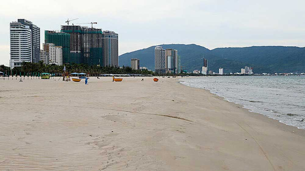 Da Nang to reopen beaches with Covid-19 wave contained