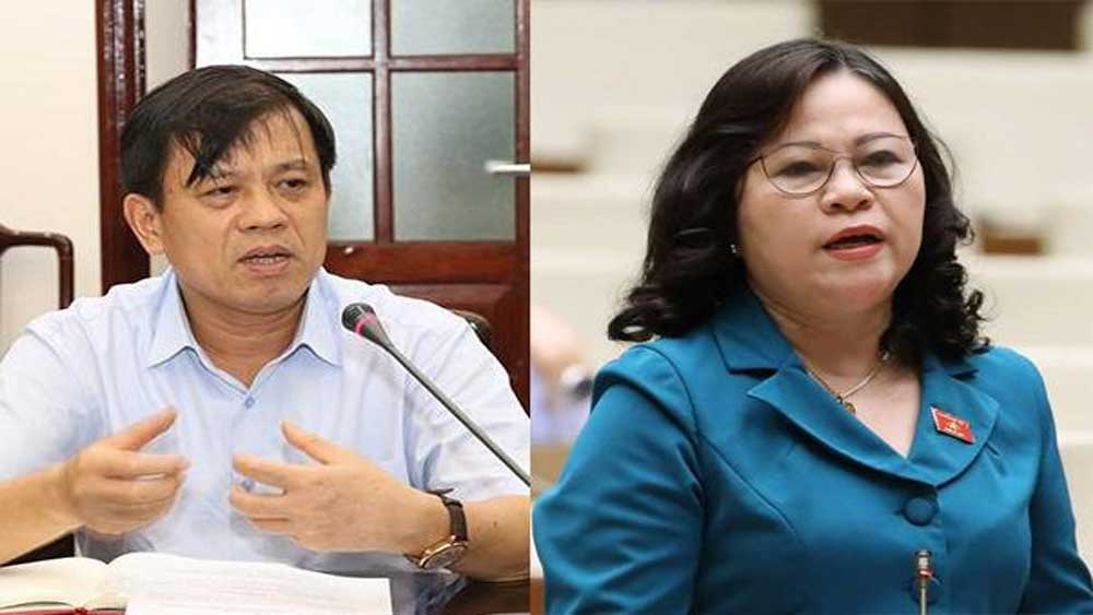Thủ tướng Chính phủ Nguyễn Xuân Phúc, bổ nhiệm , hai Thứ trưởng
