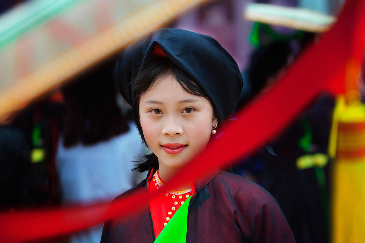 Bac Giang's beauty, lens of Nguyen Huu Thong, Bac Giang province, national and international events, landscapes and life, rural area, special emotion