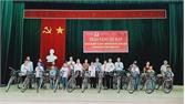 Trao tặng 30 chiếc xe đạp cho học sinh nghèo, mồ côi và khuyết tật tại huyện Tân Yên