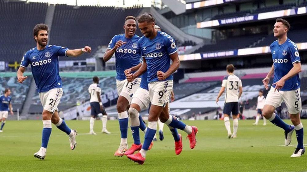 Tottenham, Everton, Ngoại hạng Anh, Tường thuật