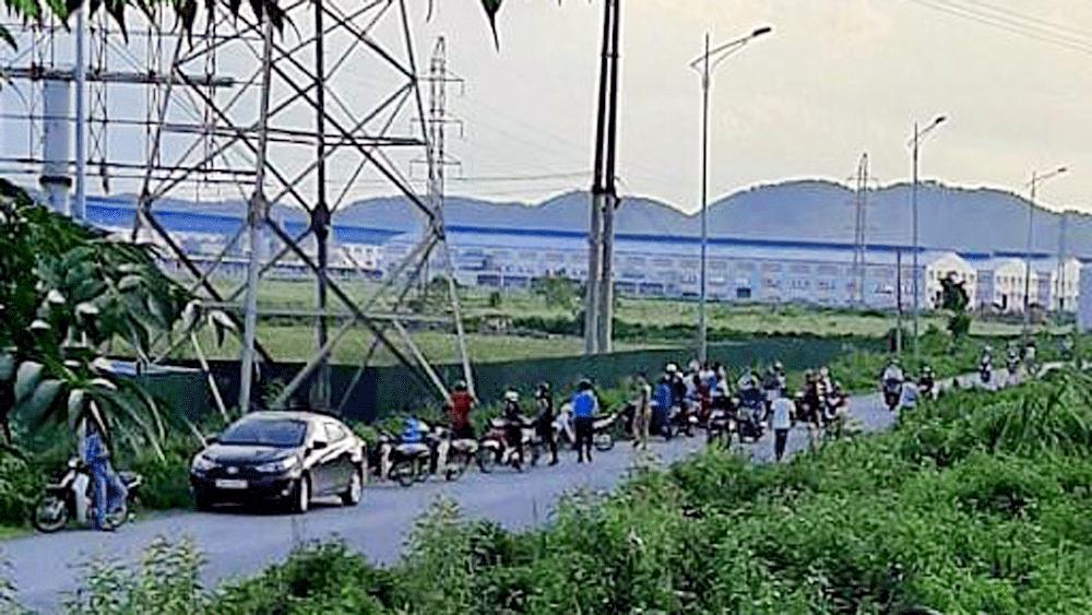 giao thông, Bắc Giang, tử vong, hy sinh.