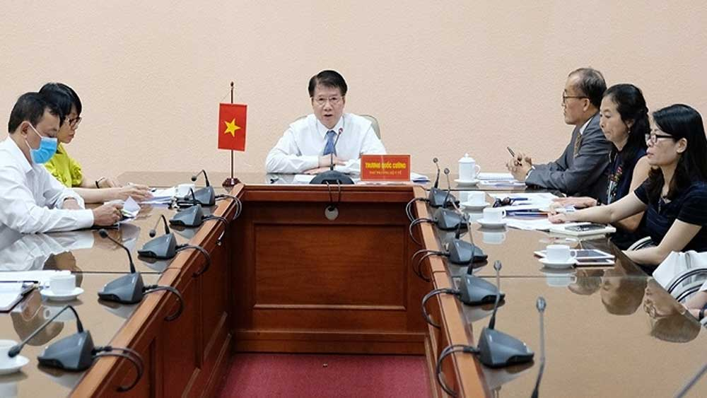 Vietnam affirms commitment in securing universal health coverage amid Covid-19