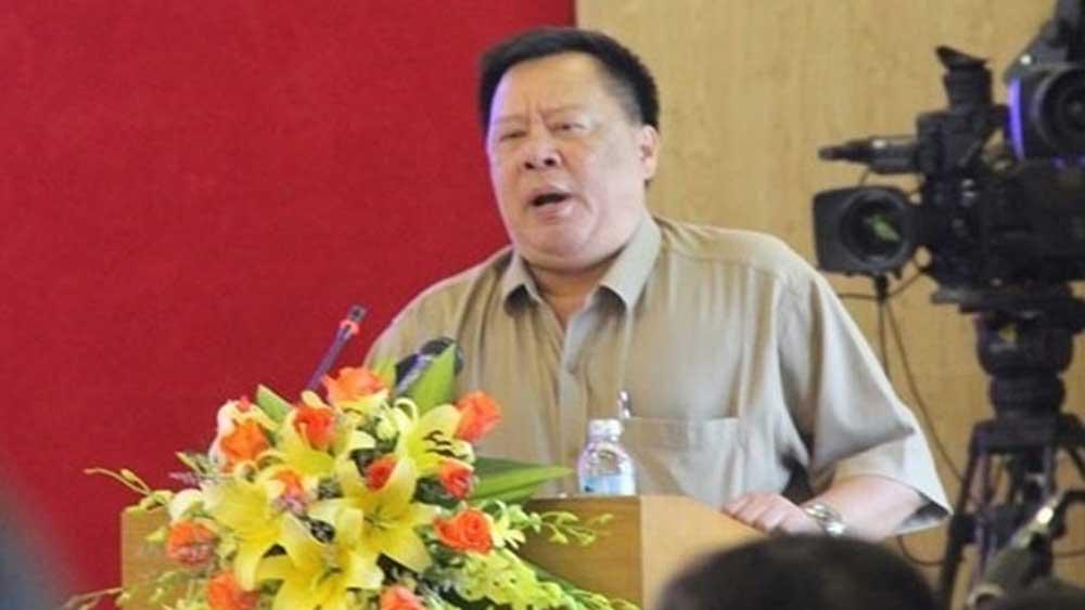 Giám đốc Sở TNMT tỉnh Khánh Hòa , xin thôi chức, bị cảnh cáo, ông Võ Tấn Thái