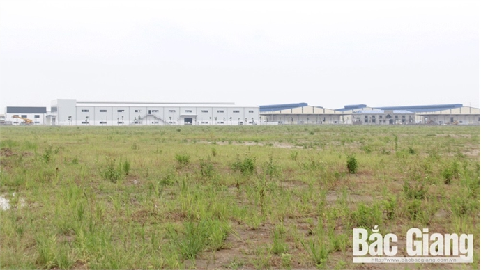 Bac Giang grants new investment registration certificate to 23 projects at industrial parks