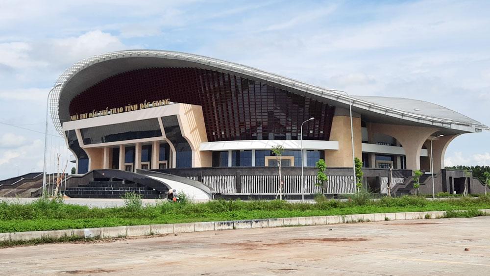 Bắc Giang, giải vô địch bóng chuyền, giải vô địch cầu lông, giải vô địch cờ tướng, toàn quốc