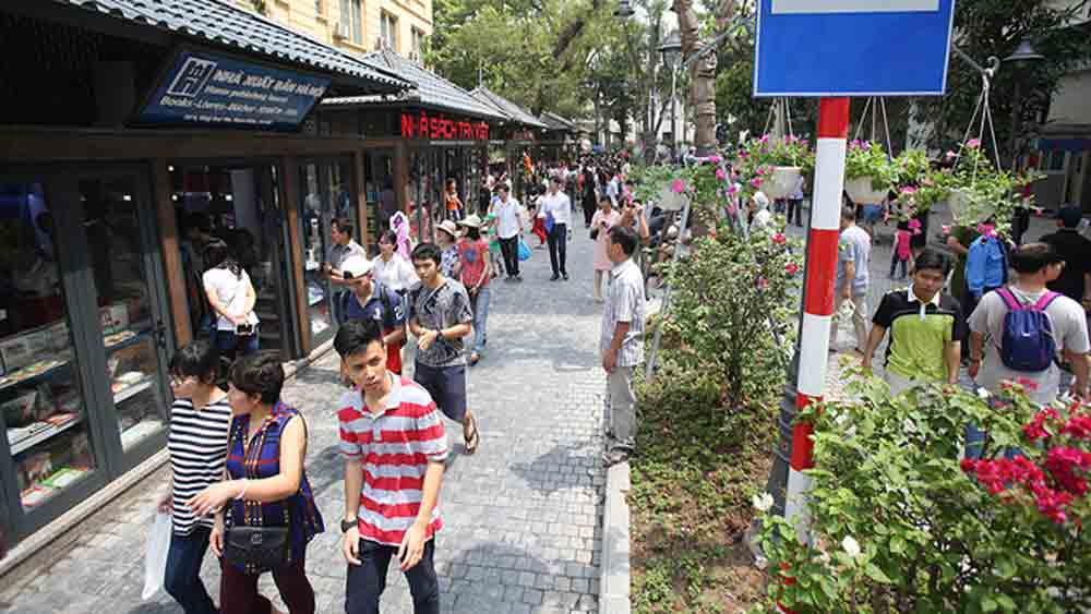Hanoi to get 14 more free wi-fi hotspots