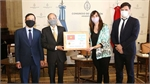 Vietnam gifts 20,000 face masks to help Argentina in fighting Covid-19