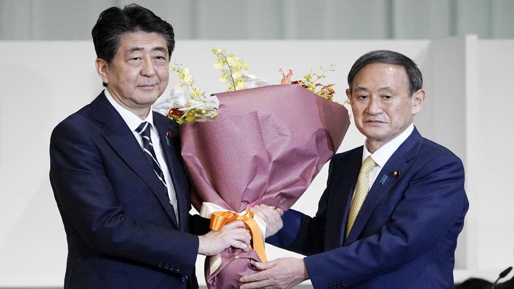 Nhật Bản, Nội các, Thủ tướng S.Abe, đồng loạt từ chức