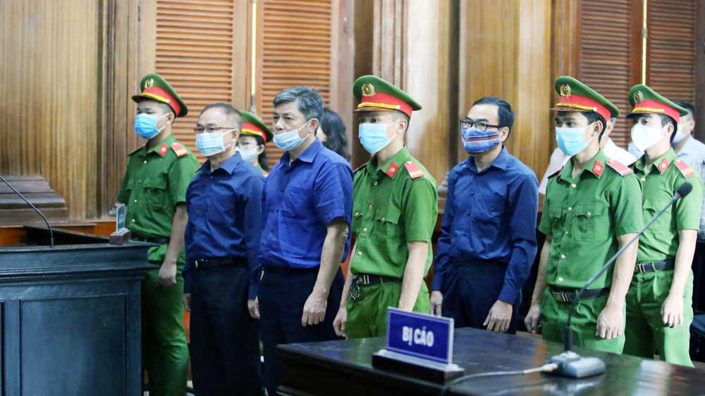Nguyên Phó Chủ tịch UBND TP Hồ Chí Minh Nguyễn Thành Tài, đồng phạm, hầu tòa