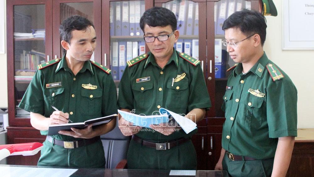 Bắc Giang: Trường Trung cấp Biên phòng 1 khai giảng năm học 2020-2021