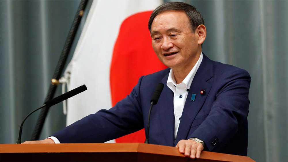 Nhật Bản, chính thức, thủ tướng mới, ông Yoshihide Suga,