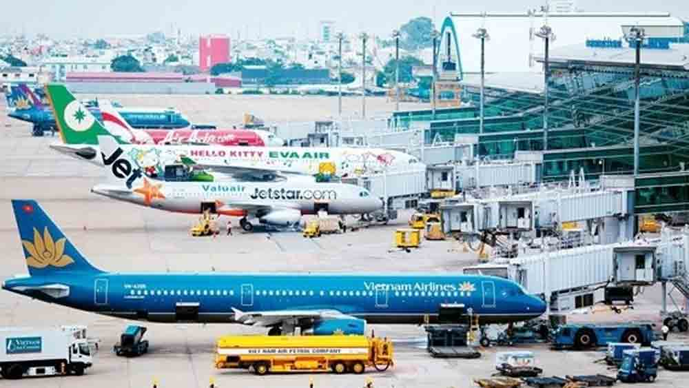 International commercial flights resumed from September 15