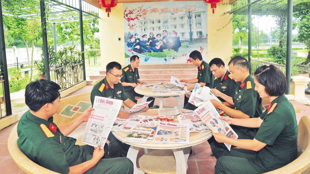 Câu lạc bộ quân nhân gắn kết tình đồng đội