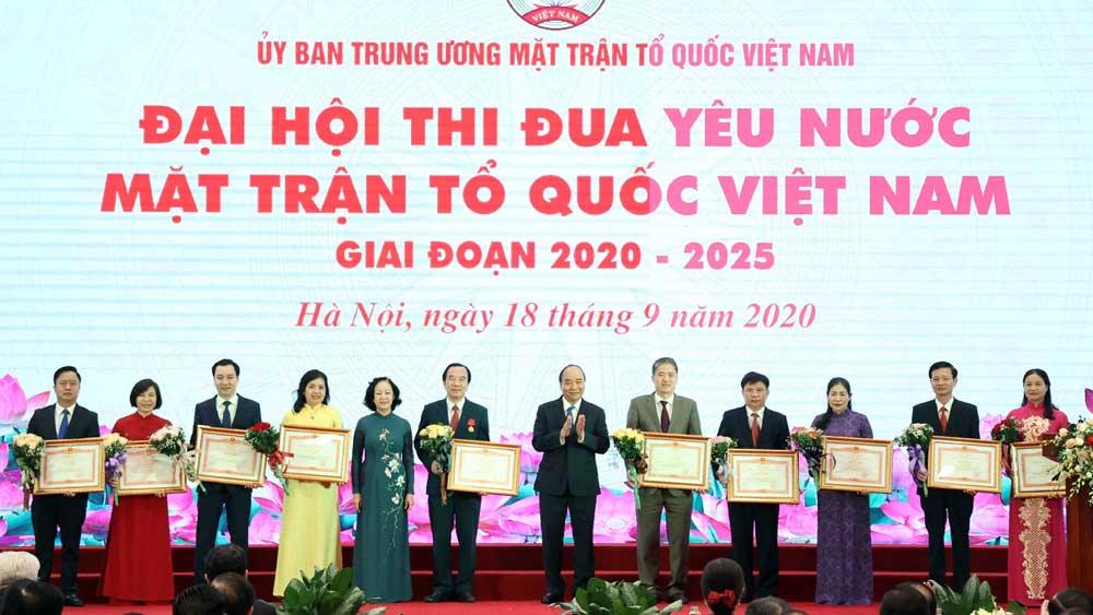 Thủ tướng Chính phủ Nguyễn Xuân Phúc, Nhân lên, tinh thần, đại đoàn kết toàn dân tộc