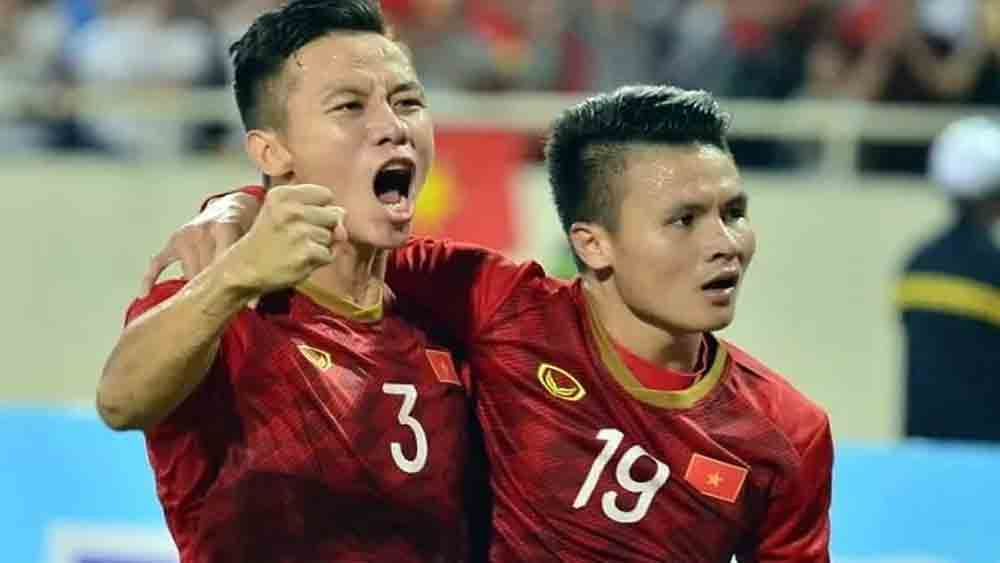 FIFA Ranking, Vietnam, remain no. 1, Southeast Asia, latest world rankings, highest-ranked team,  Euro 2020 qualifiers