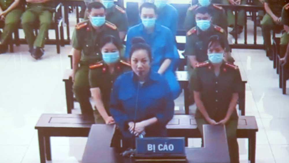 Vợ Đường Nhuệ, không đe dọa, Hội đồng đấu giá