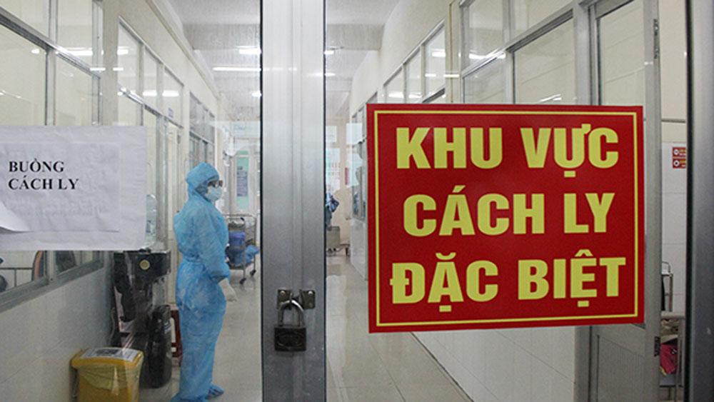 2 ca mắc mới Covid-19, người nhập cảnh, Việt Nam, 1.068 bệnh nhân