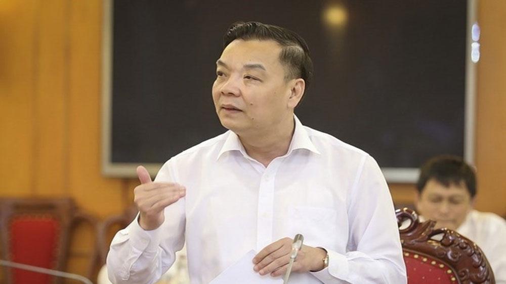 Bộ trưởng Chu Ngọc Anh, điều động, Phó Bí thư Thành ủy Hà Nội