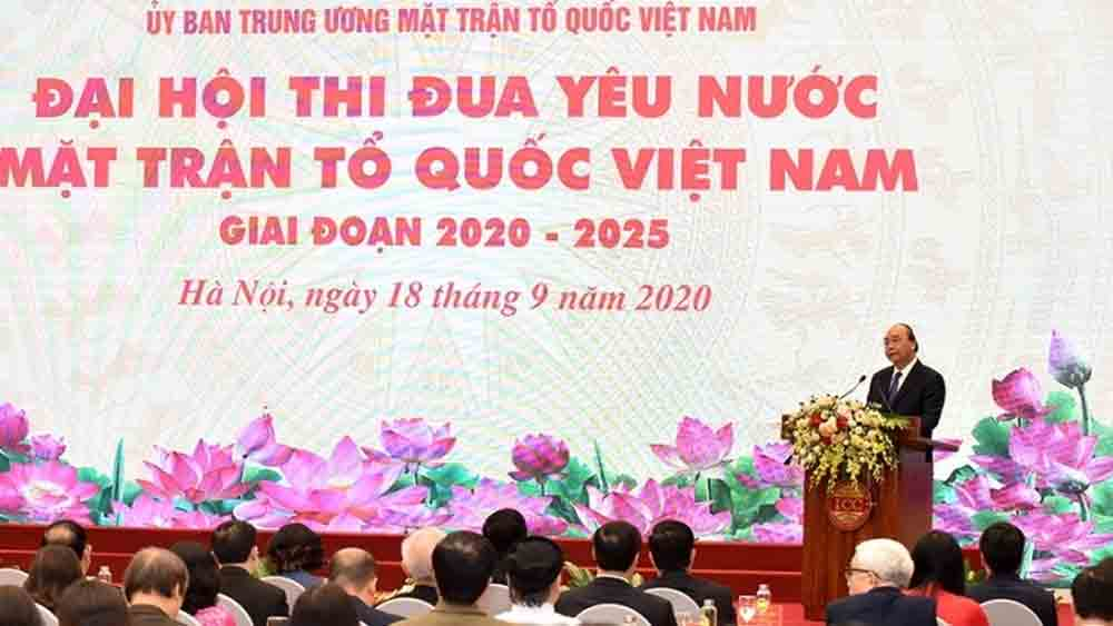 Vietnam Fatherland Front holds Patriotic Emulation Congress
