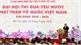 Vietnam Fatherland Front holds Patriotic Emulation Congress