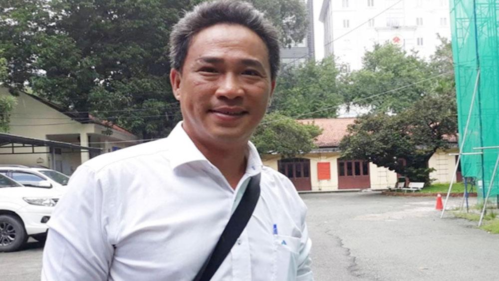 chuyên viên Văn phòng UBND TP Hồ Chí Minh, ông Quách Duy ,