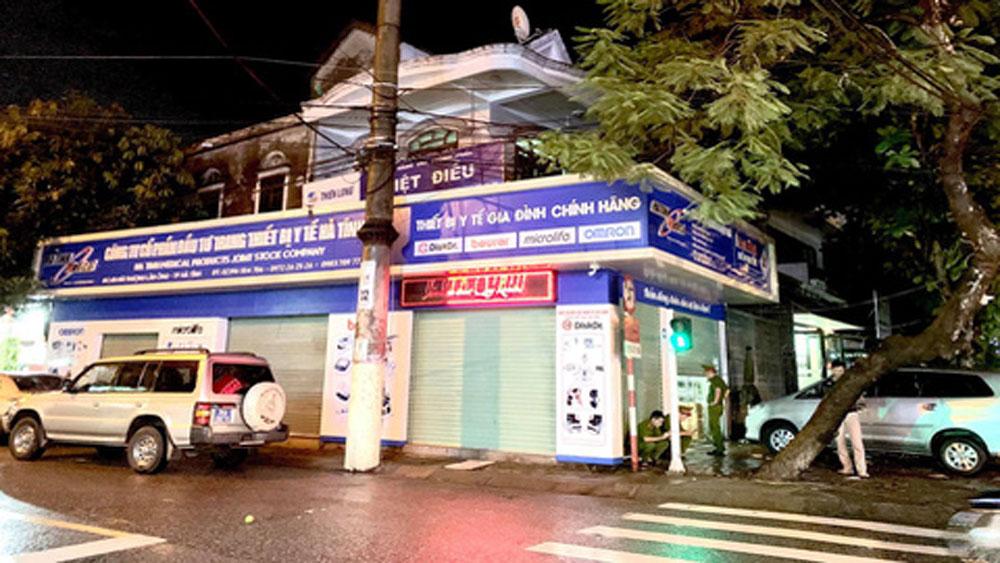 Bắt tạm giam, Giám đốc Công ty cổ phần đầu tư trang thiết bị y tế Hà Tĩnh, Mai Thị Hoa