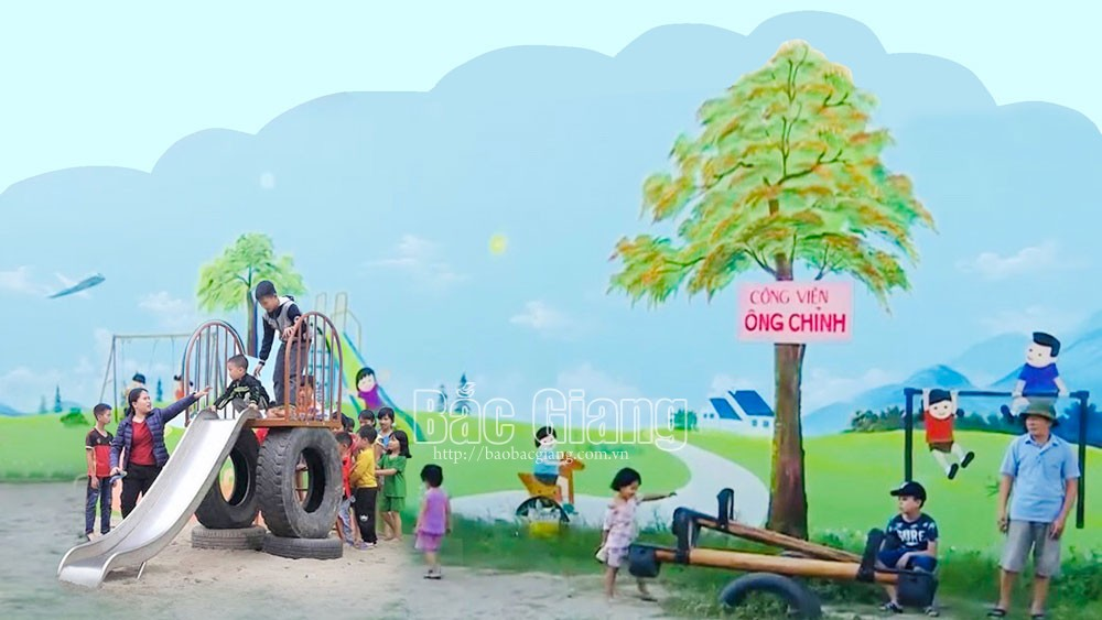 Simply beautifying the life, Bac  Giang province, kind and sharing heart, meaningful tasks,  free entertainment place, charity and humanitarian work
