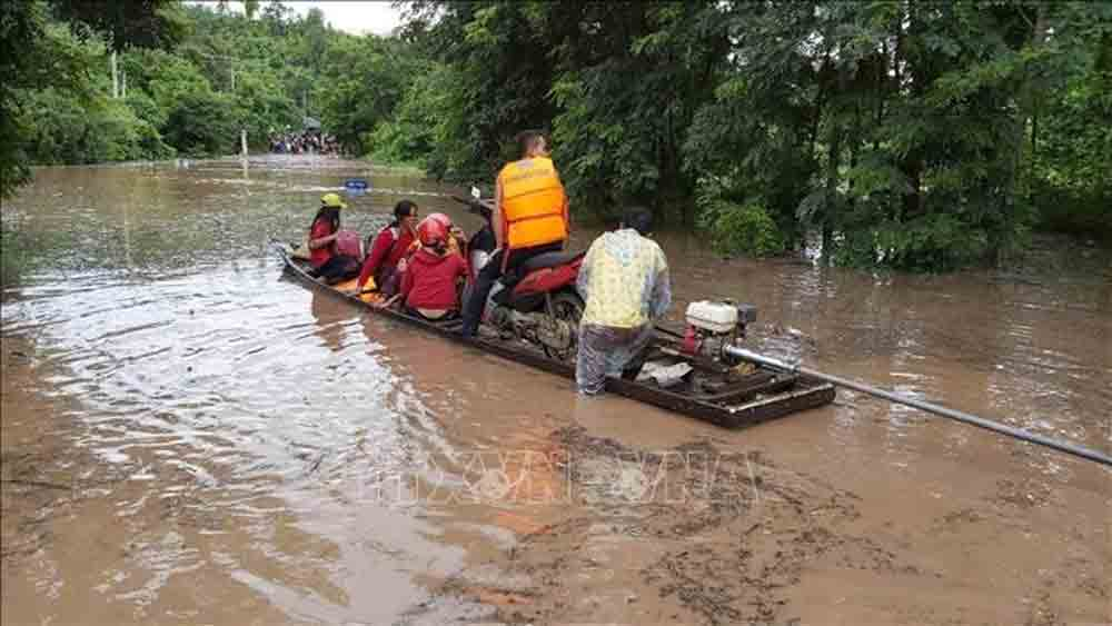 Storm Noul causes heavy losses in central localities
