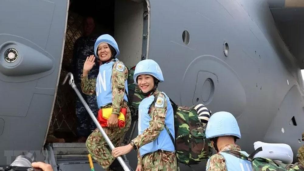 Vietnam proves its active role in UN