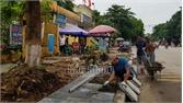 TP Bắc Giang: Cải tạo vỉa hè, ngầm hóa hệ thống điện, viễn thông nhiều tuyến đường