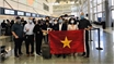 Over 340 Vietnamese in US flown home safely