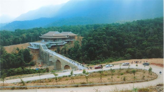 Advantage of spiritual tourism in Bac Giang