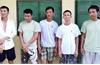 Bắc Giang: Đi khai trương cơ sở làm đẹp, 5 đối tượng bị bắt vì đánh bạc