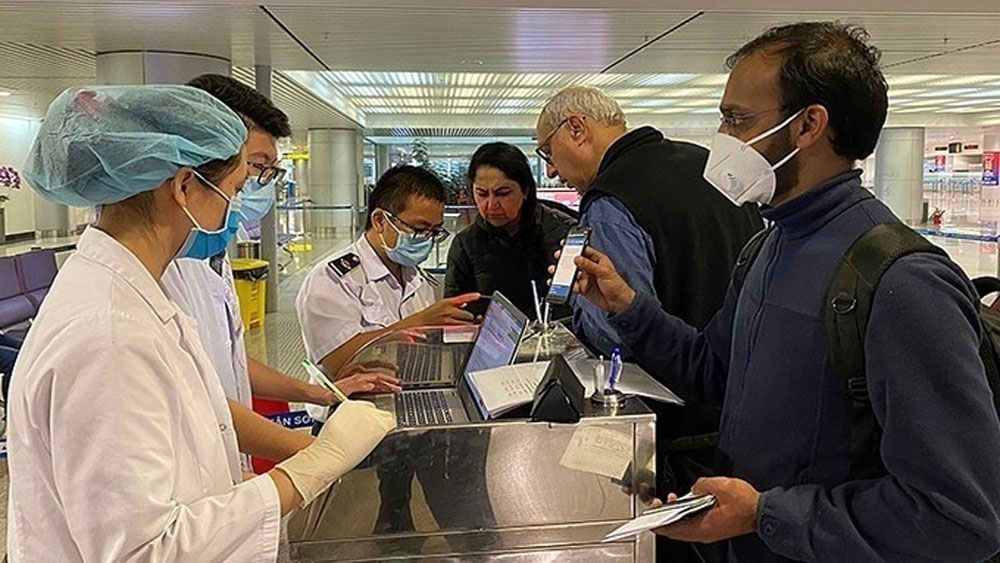 Foreigners to pay $63 minimum for Covid-19 tests