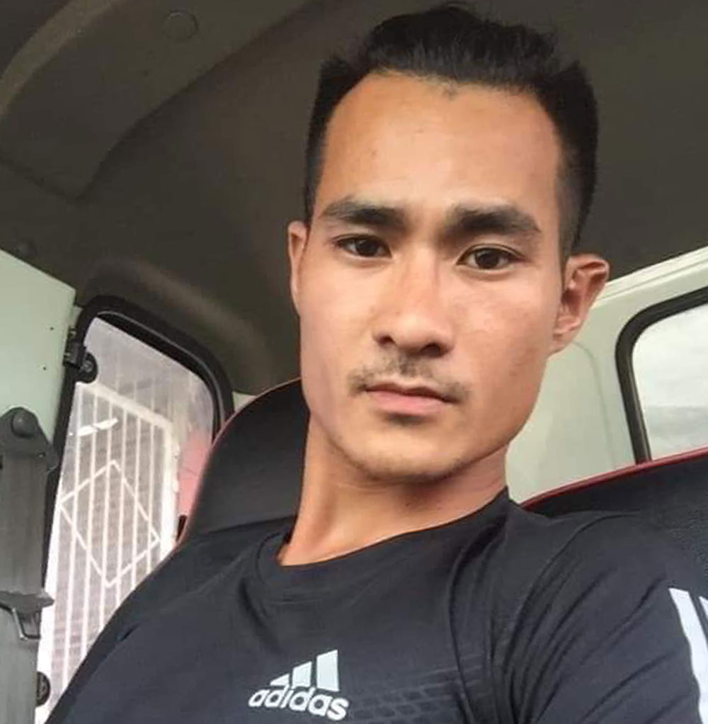 Bac Giang province, mourns over young man, bravely save life, Giap Van Tuyen, courageous action, Willing to save life, Cam Ly Bridge