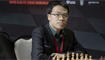 Liem beats chess world cup winner at online tournament, enters last eight