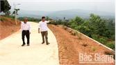 Lục Ngạn: Đầu tư xây dựng 22 công trình hạ tầng theo Chương trình 135