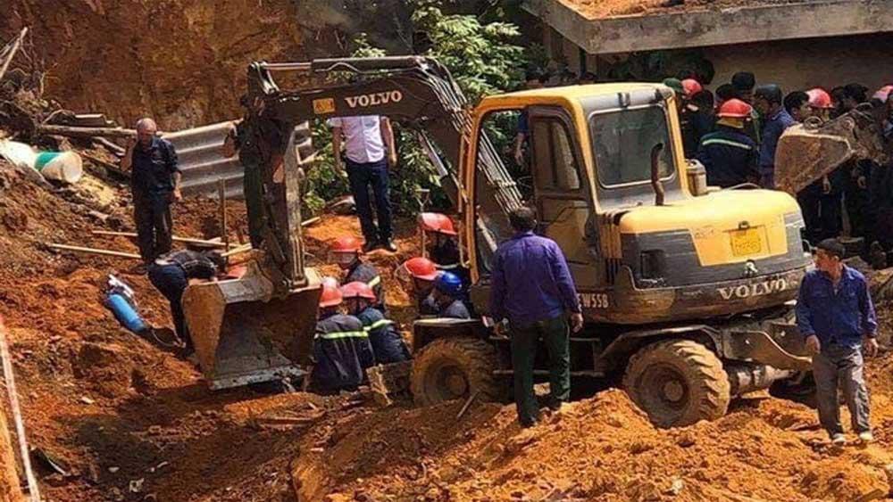 Vụ sạt lở đất làm 4 người tử vong ở Phú Thọ: Khởi tố một bị can