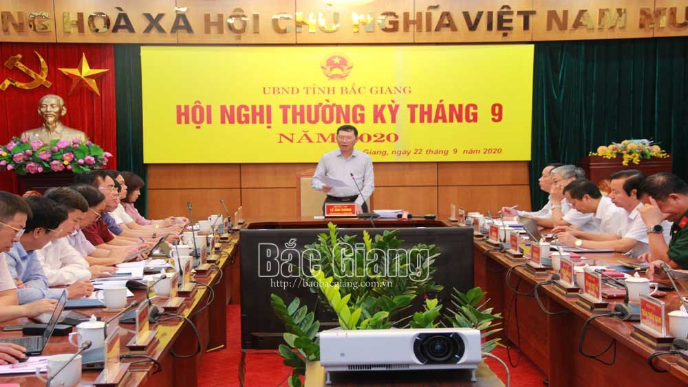 Bac Giang pays high attention to hit 2020 targets