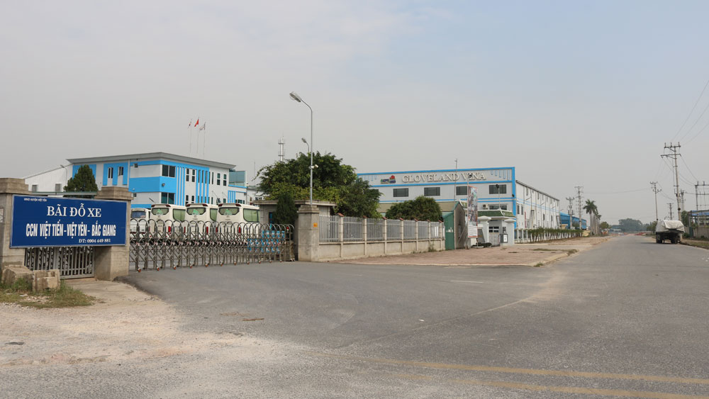 Bac Giang synchornously develops infrastructure of industrial clusters to attract secondary investors