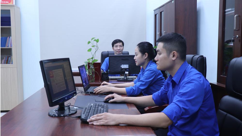 TP Bắc Giang tích cực đấu tranh bảo vệ nền tảng tư tưởng của Đảng