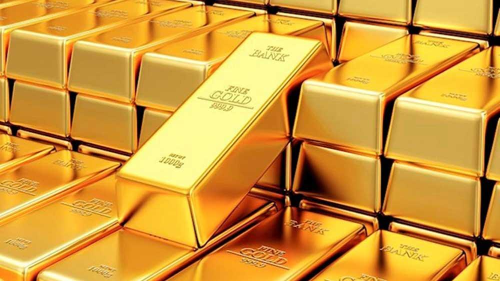 Giá vàng SJC, giảm mạnh