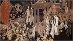 Vietnamese lacquer painting fetches nearly $1 mln at French auction