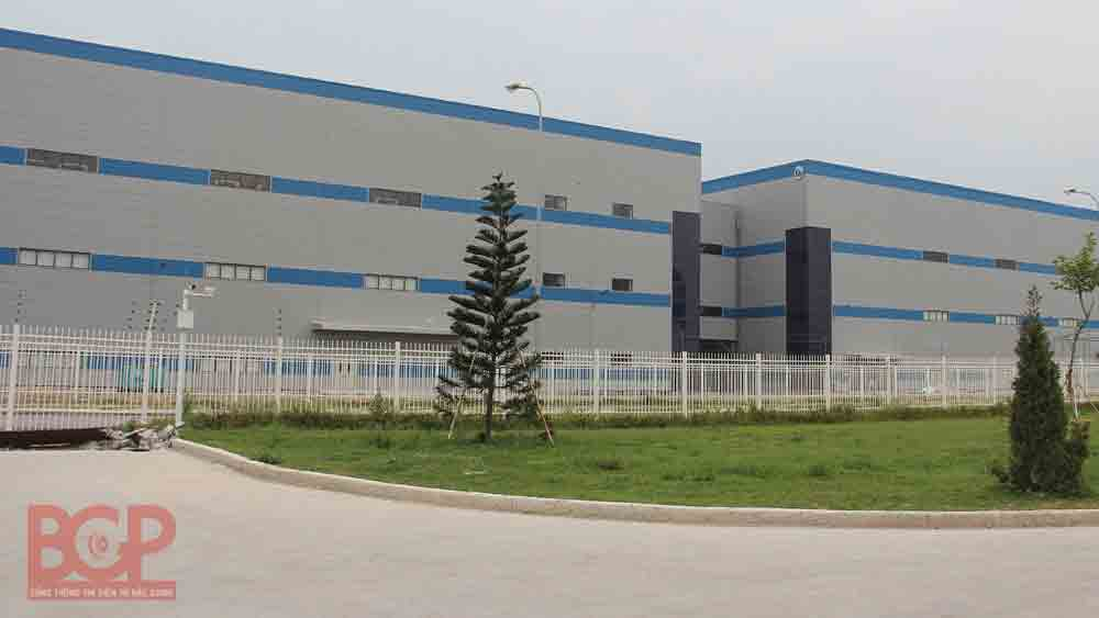 Bac Giang province,  investment projects, first 9 months, foreign direct investment, domestic direct investment, industrial park, total registered capital