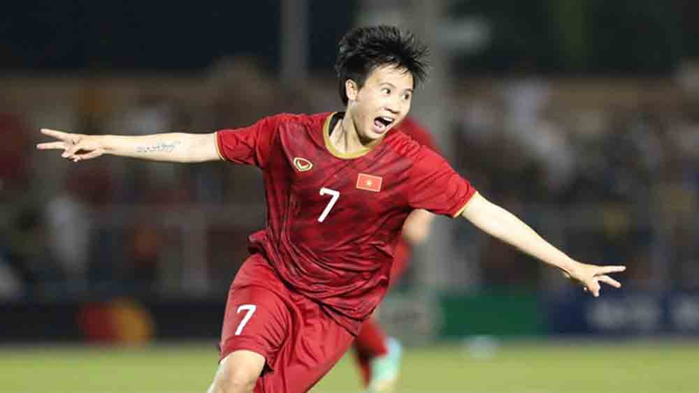 Vietnam, star midfielder, Portuguese club offer, Nguyen Thi Tuyet Dung,  women's national football team, Lank FC