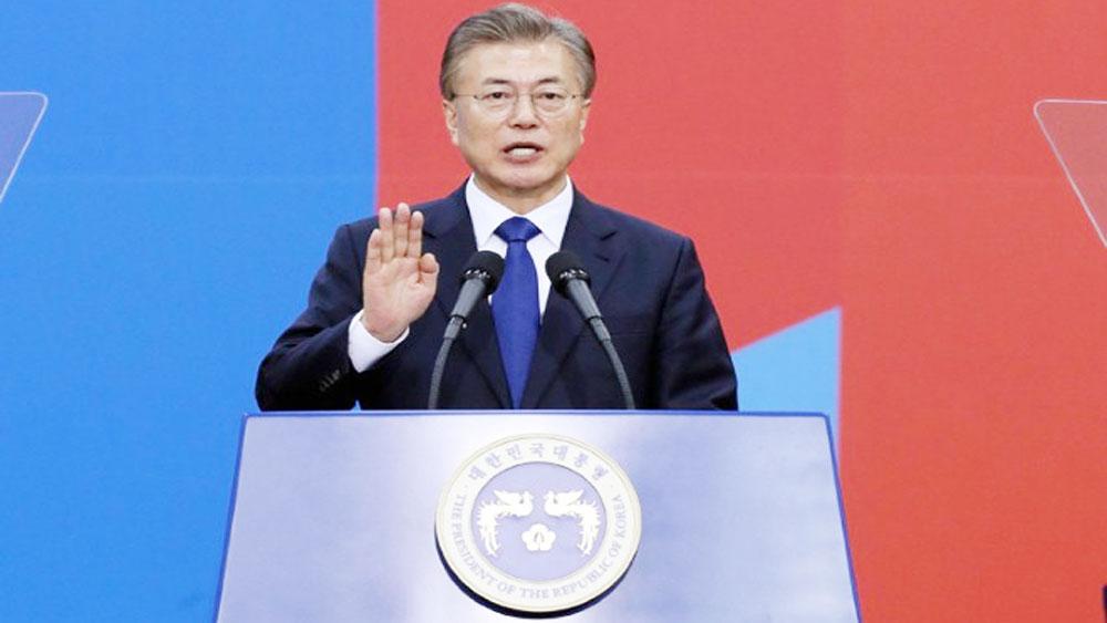 Hàn Quốc, phản ứng, vụ Triều Tiên bắn chết quan chức nước này
