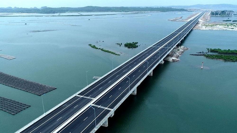 Quảng Ninh, Khu kinh tế ven biển Quảng Yên, rộng trên 13.000 ha